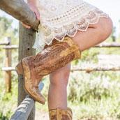 4 Dicas Para Combinar Botas Texanas Com Vestidos