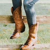 Guia prático para usar bota Texana Feminina com estilo