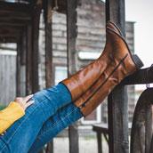 Como Combinar Botas Texanas Com Meia Calça