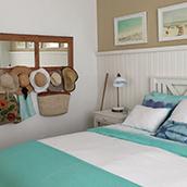 5 Passos para decorar o seu quarto no estilo country